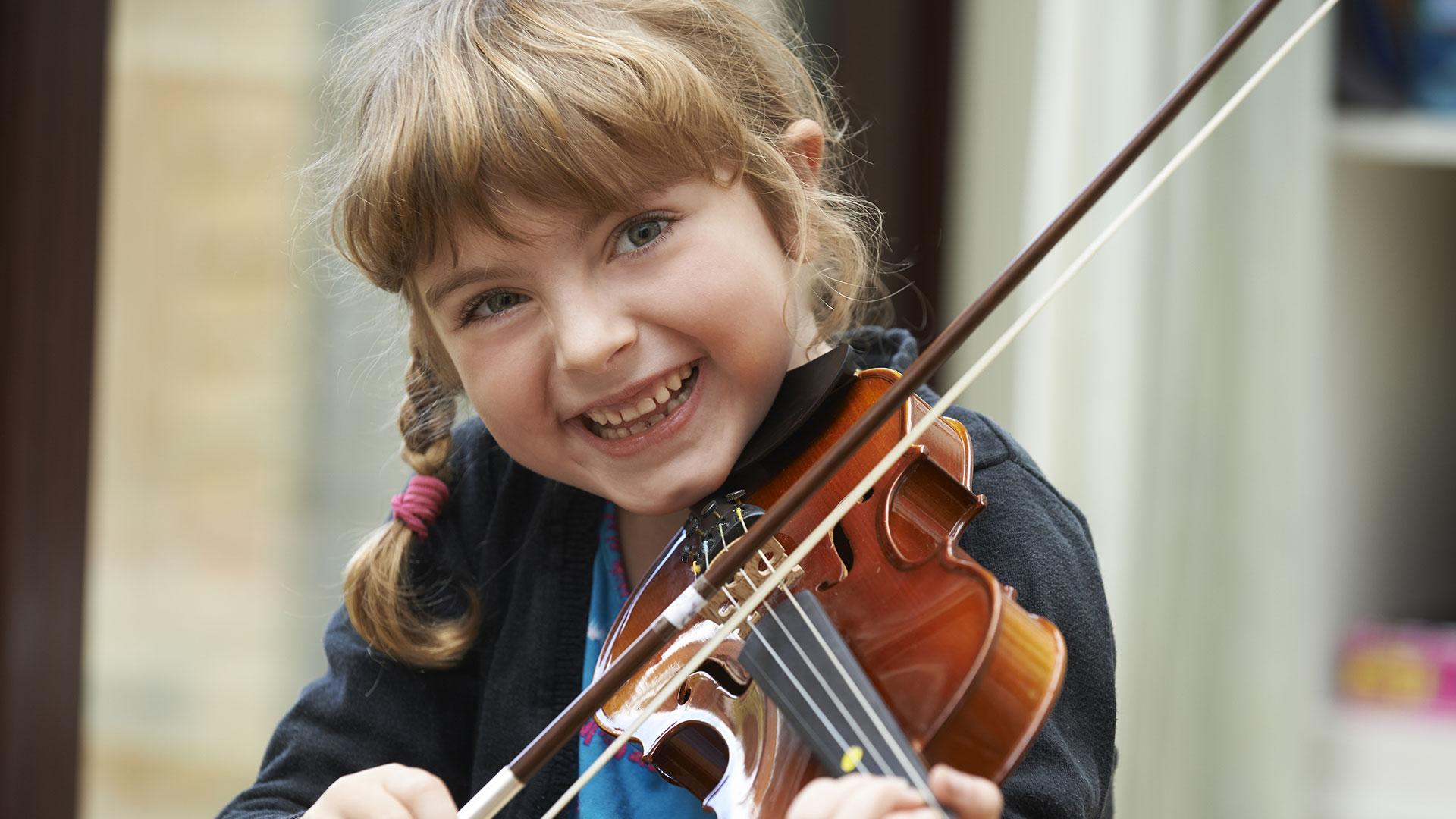 MUSX Violinist