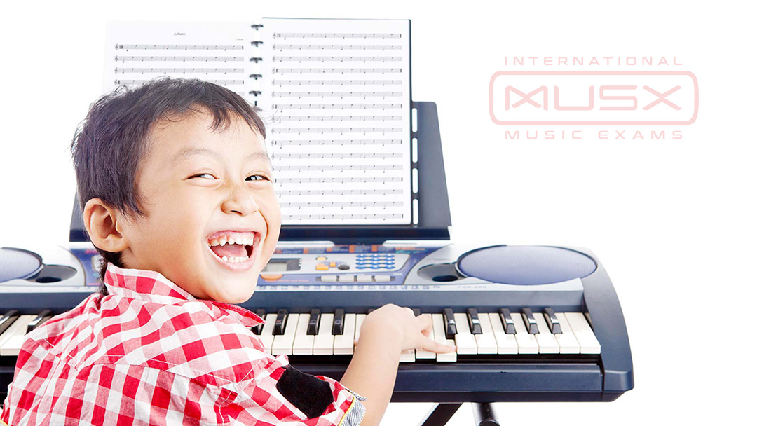 Boy at the Keyboard